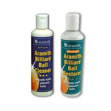 ARAMITH Reiniger für Pool-, Snooker- und Billard-Bälle - 1