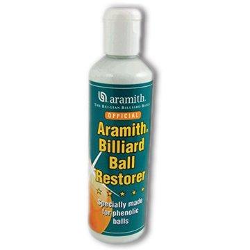 ARAMITH Reiniger für Pool-, Snooker- und Billard-Bälle - 3