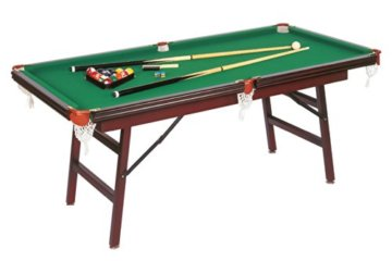 "Billardtisch ""Dynamic Hobby"", 6',mahogany, Pool - 1"