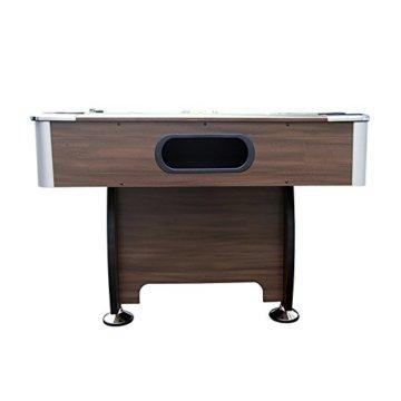 Jalano Billardtisch 7ft Snooker in 2 Farben Pool Billiard Set inkl. Zubehör 214 x 122 x 82 cm (LxBxH) - 7 Fuß Tischbillard mit Kugelrücklauf - 3