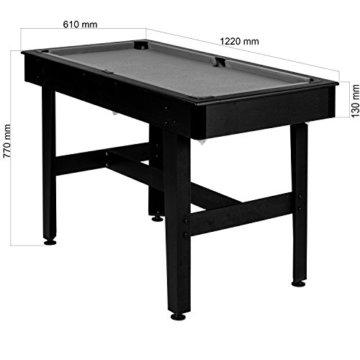 Maxstore 4 ft Billardtisch
