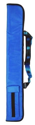 Queue-Tasche Soft 1/2 königsblau. Tasche_133004 - 1