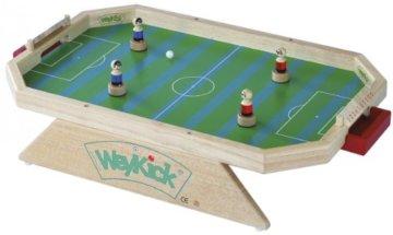 Tisch-Fußballspiel, grün für 2 - 4 Spieler von WeyKick - 1